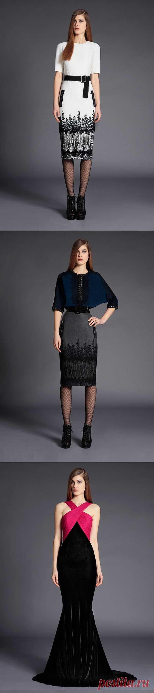 Коллекция Эндрю Джен (Pre-Fall 2012) (трафик) / Дизайнеры / Модный сайт о стильной переделке одежды и интерьера