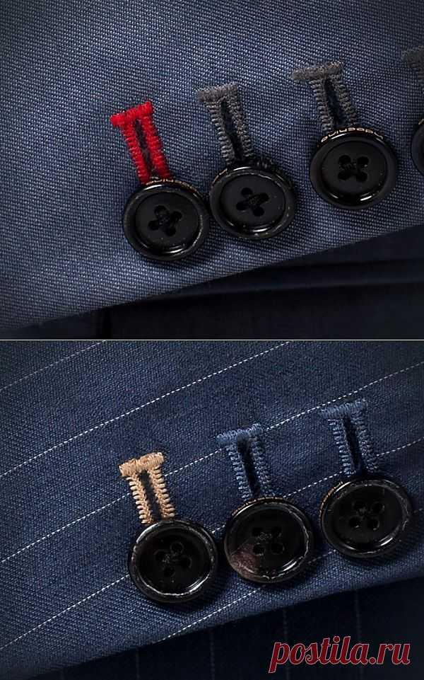 Яркая петелька / Мужские костюмы / Модный сайт о стильной переделке одежды и интерьера