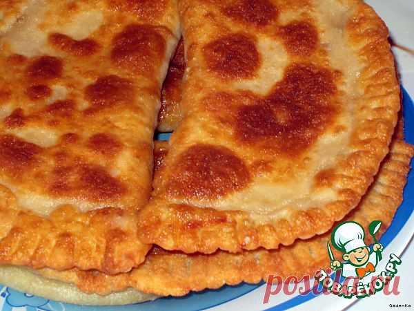 Манно-овсяные лепешки с сыром. Автор: GadenKa