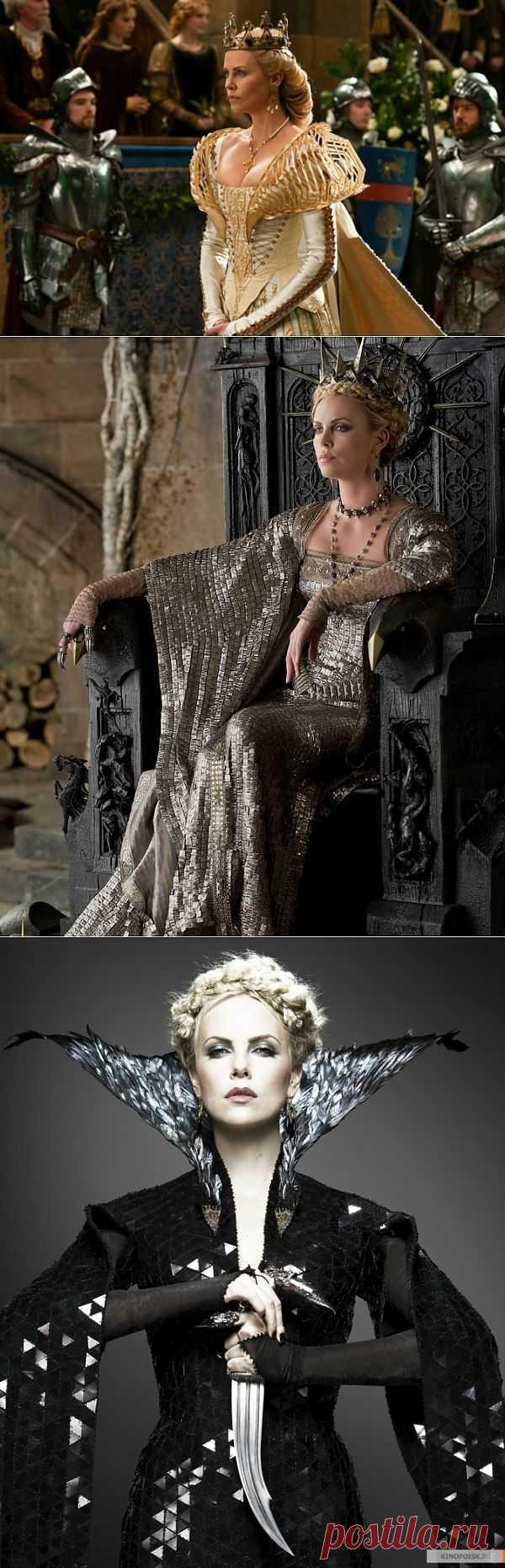 Платья королевы Равенны от Колин Эствуд (подборка) / Креатив / Модный сайт о стильной переделке одежды и интерьера