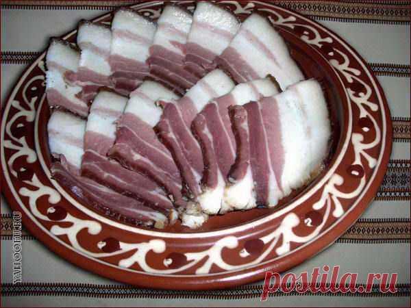 Как приготовить маринованное сало? | Ваши любимые рецепты