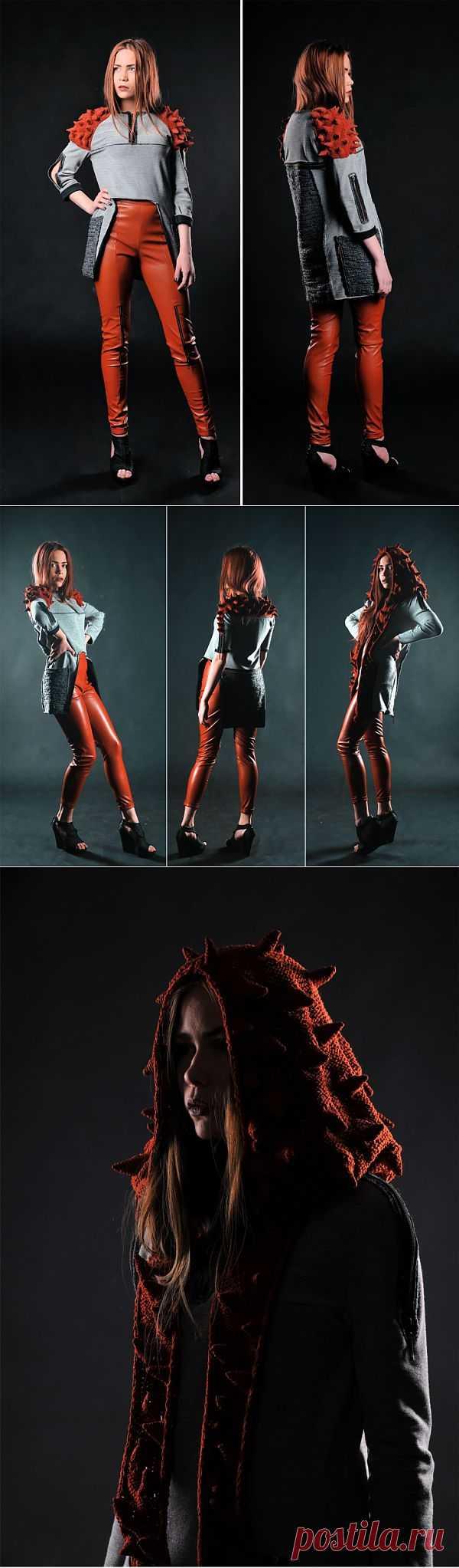 Мягкие шипы! (коллекция) / Своими руками / Модный сайт о стильной переделке одежды и интерьера