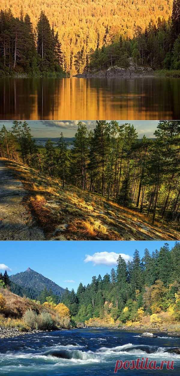 Природные чудо-фотографии: жемчужина России - Карелия