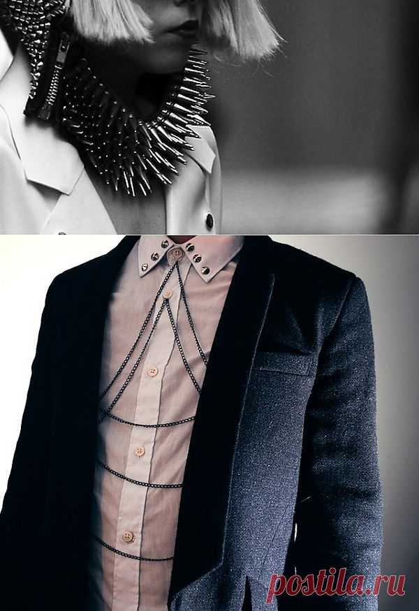 Пара странных аксессуаров / Аксессуары (не украшения) / Модный сайт о стильной переделке одежды и интерьера