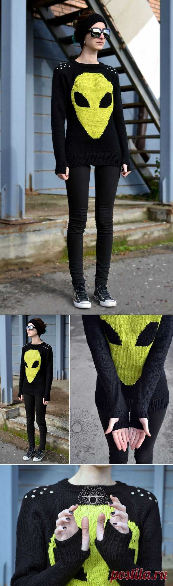 X-Files / Вязание / Модный сайт о стильной переделке одежды и интерьера