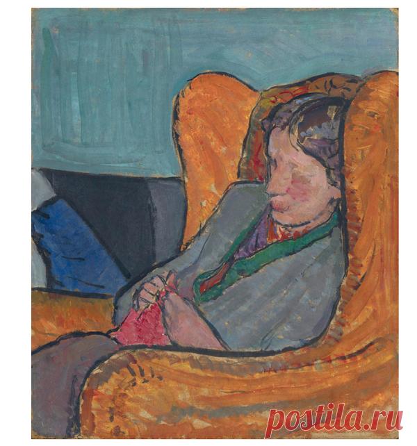 Ванесса Белл. Вирджиния Вулф. 1912