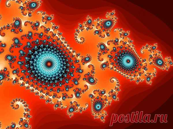 Digital Fractal  Free Stock Photo HD - Public Domain Pictures