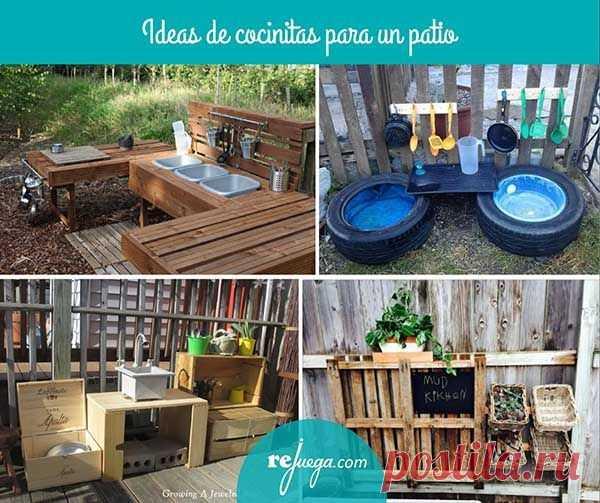 Идеи для школьных площадок, которые приглашают свободно играть и учиться | Rejuega - и наслаждаться игрой!