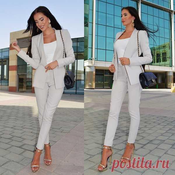 Деловой стиль одежды для женщин 2017  фото, деловая одежда для настоящих  бизнес леди 77edbaa2ad1