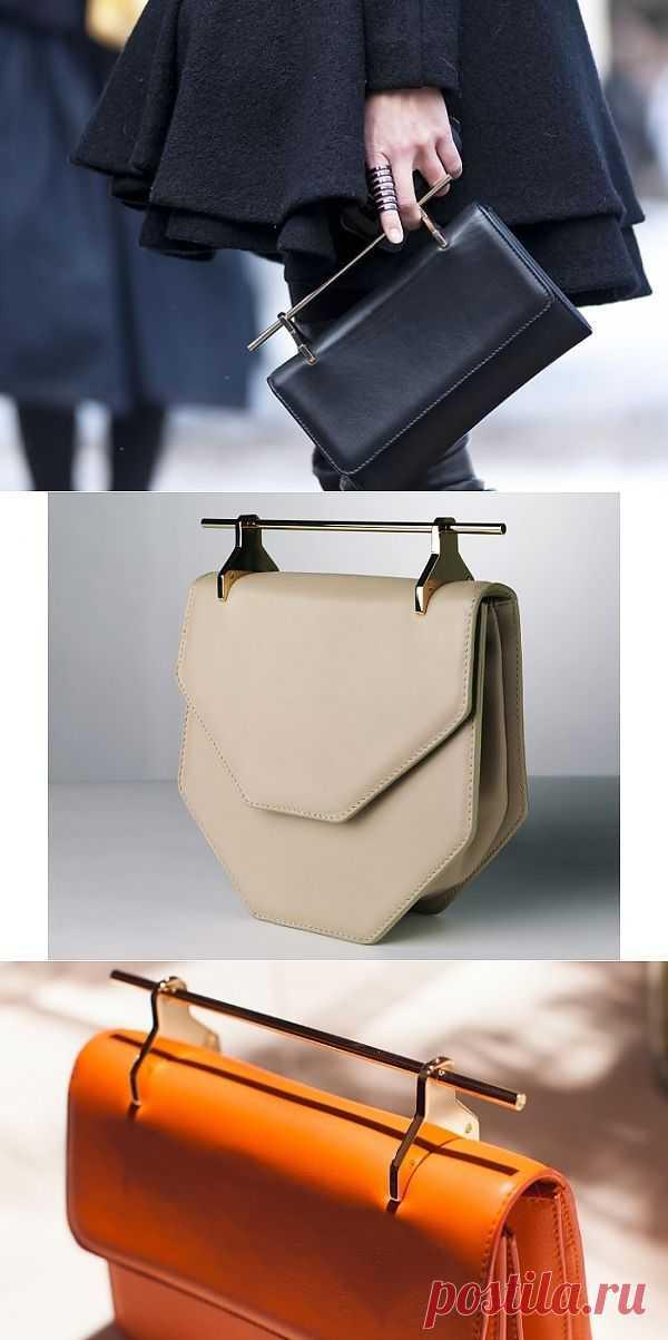 Откуда ручки растут? / Сумки, клатчи, чемоданы / Модный сайт о стильной переделке одежды и интерьера