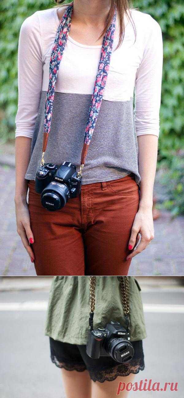 Ремни для фотокамеры