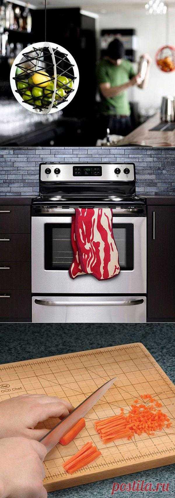 Хочу: необычные дизайнерские гаджеты для кухни
