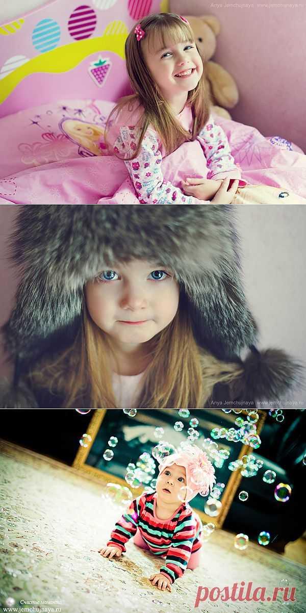 Оригинальные фото малышей