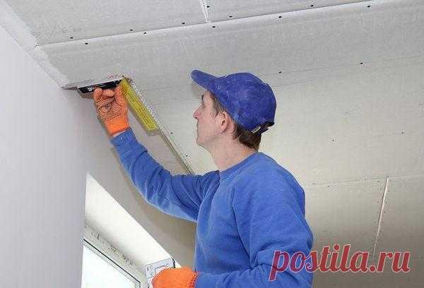 Чем лучше сделать потолки в квартире: побелить, отделать или натяжные потолки