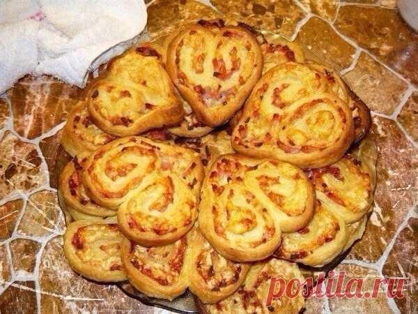 Печенье с ветчиной - Пошаговый рецепт с фото своими руками Печенье с ветчиной - Простой пошаговый рецепт приготовления в домашних условиях с фото. Печенье с ветчиной - Состав, калорийность и ингредиенти вкусного рецепта.