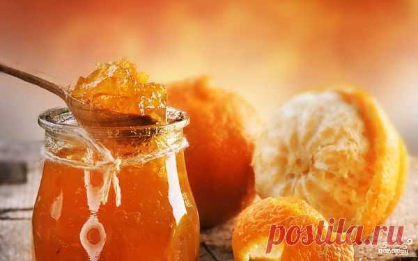 Повидло из апельсинов - кулинарный рецепт на Повар.ру