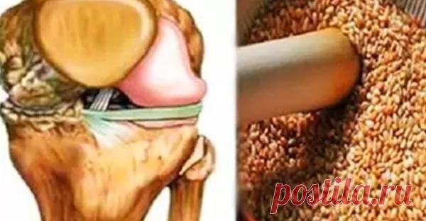 Эти семена — самое мощное и эффективное средство от боли в суставах и коленях! - Советы для женщин