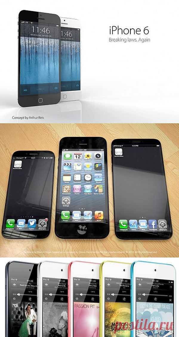 iPhone 6 — обзор слухов