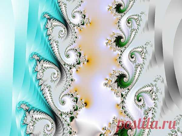 Fractal Patterned Background  Free Stock Photo HD - Public Domain Pictures
