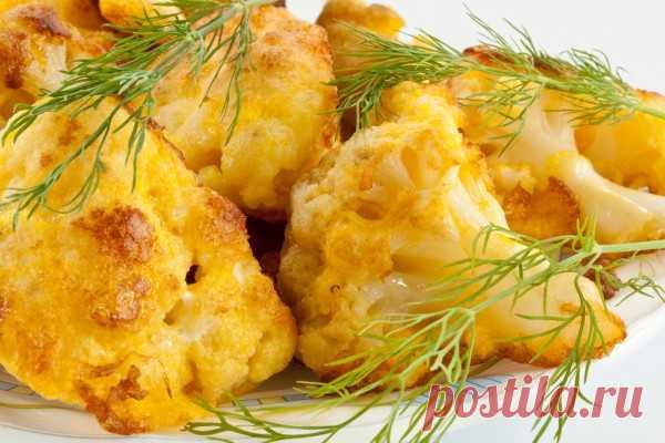 Жареная цветная капуста - Рецепты. Кулинарные рецепты блюд с фото - рецепты салатов, первые и вторые блюда, рецепты выпечки, десерты и закуски - IVONA - bigmir)net - IVONA bigmir)net
