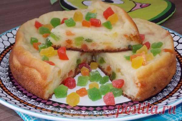 El tostado caseoso con las frutas confitadas en la multicocción | CityWomanCafe.com