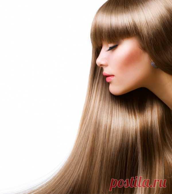 Самая полезная для волос укладка — это распущенные волосы