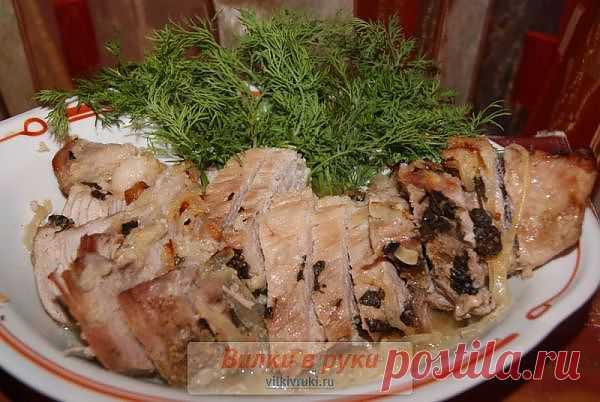Мясо с сочком. Рецепт приготовления сочного и нежного мяса без хлопот, с минимумом ингредиентов.