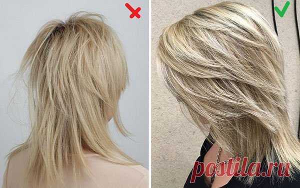 4 signs of an unsuccessful hairstyle: it is important to know it