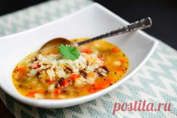 Суп с говядиной и рисом - Пошаговый рецепт с фото своими руками Суп с говядиной и рисом - Простой пошаговый рецепт приготовления в домашних условиях с фото. Суп с говядиной и рисом - Состав, калорийность и ингредиенти вкусного рецепта.