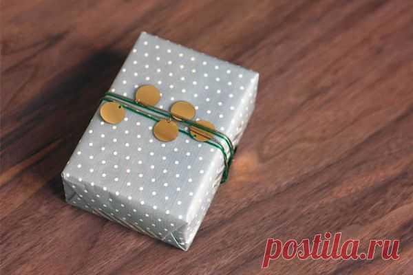 Подарок для того, кто шьет / Упаковка подарков / Модный сайт о стильной переделке одежды и интерьера