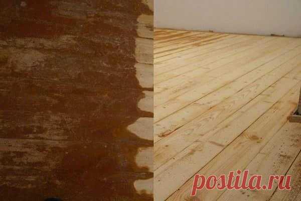 Как быстро демонтировать деревянный пол, если помощников нет - Самоделкино - медиаплатформа МирТесен