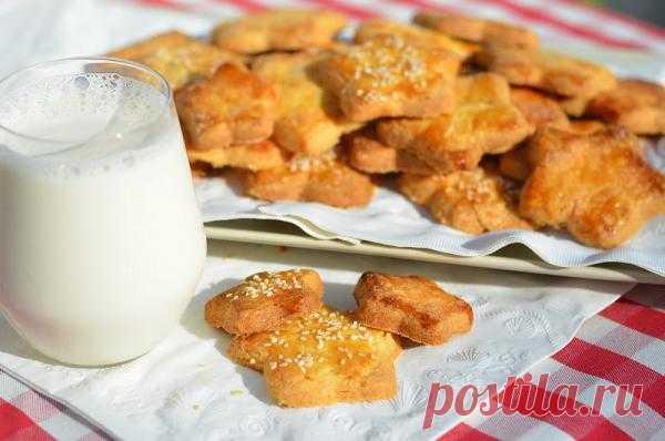 Песочное печенье — Привет, Кухонька! Пошаговые рецепты с фотографиями
