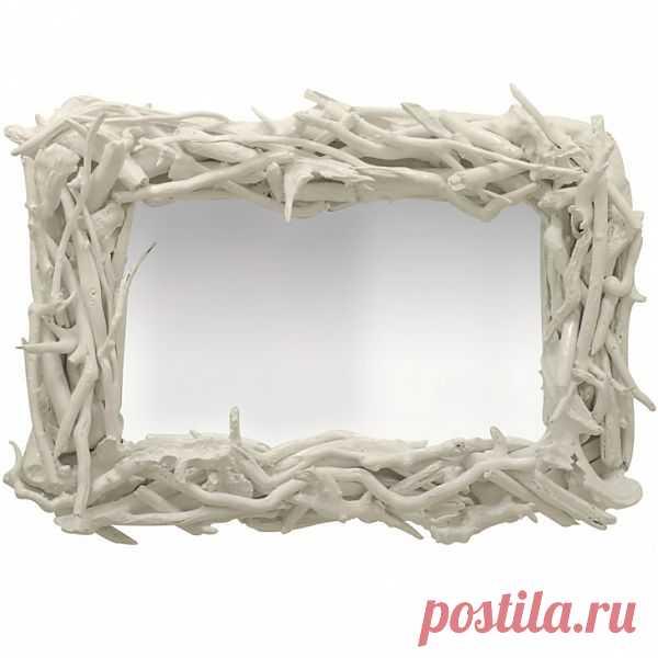 Рамка для зеркала / Мебель / Модный сайт о стильной переделке одежды и интерьера