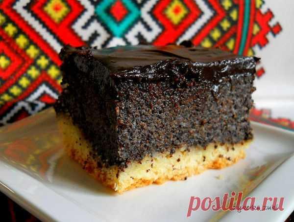 Пляцок Маковник / Пляцок Макiвник ! - My lovely cake
