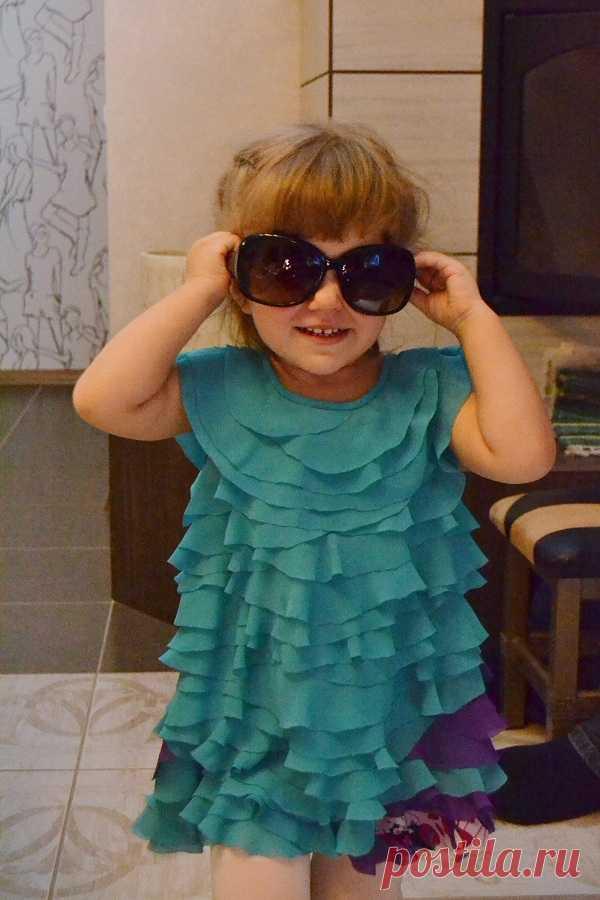 Новогоднее платье / Для детей / Модный сайт о стильной переделке одежды и интерьера