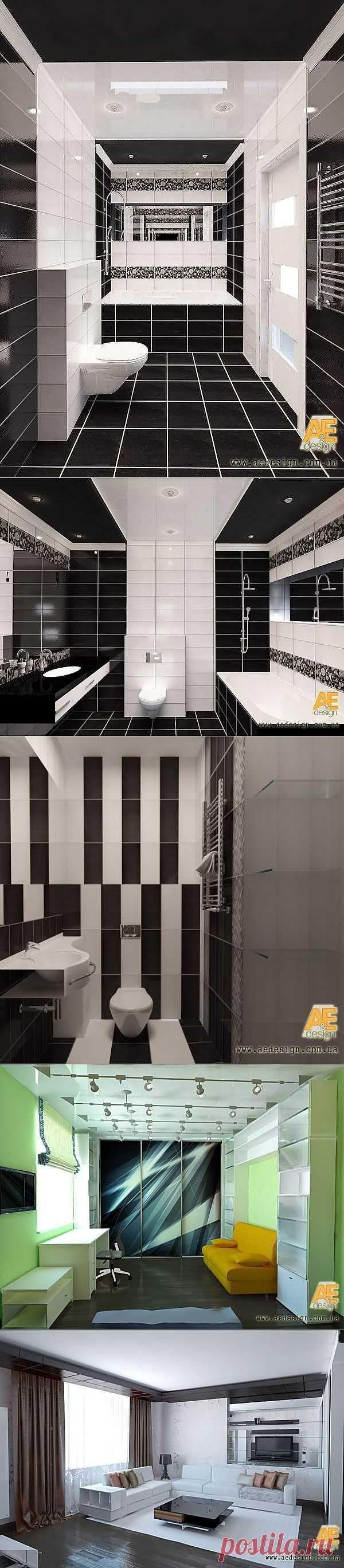Черно-белые мотивы. | Наш уютный дом