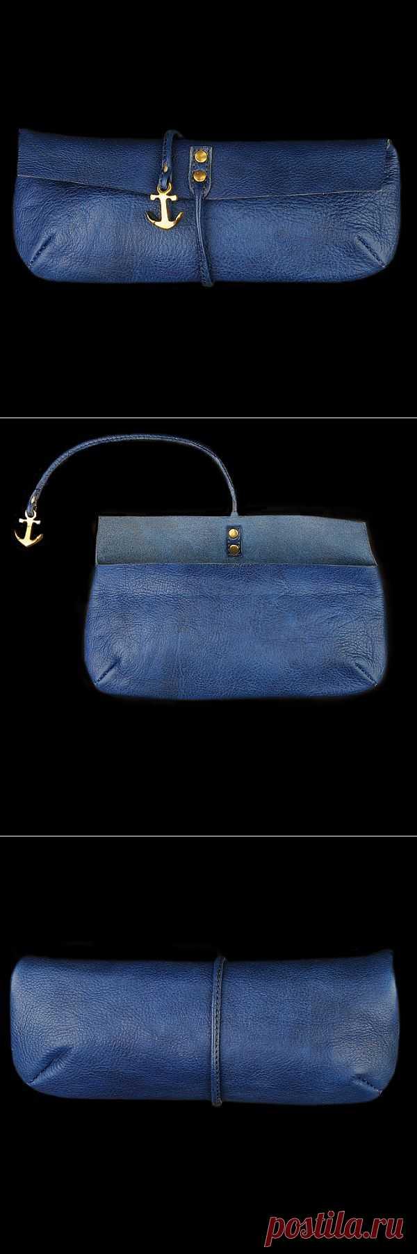 Интересный клатч / Сумки, клатчи, чемоданы / Модный сайт о стильной переделке одежды и интерьера