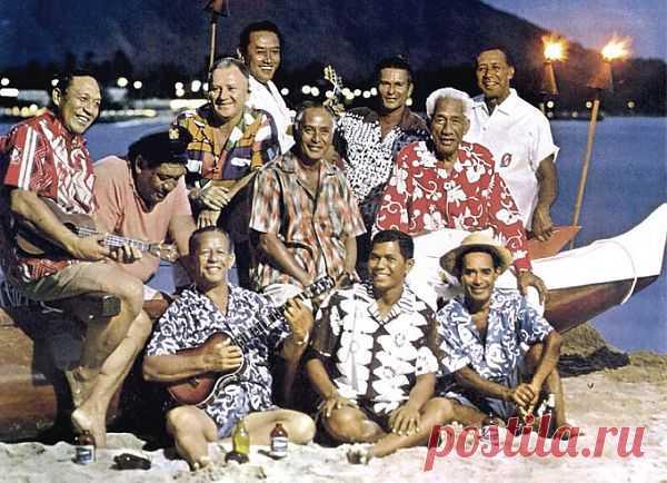 Алоха, Гавайи: История и особенности самых ярких летних рубашек — FURFUR — FURFUR — поток «Стиль»