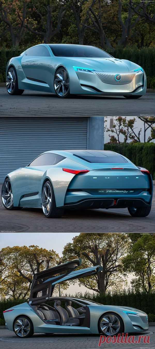 Buick Riviera Concept (2013)