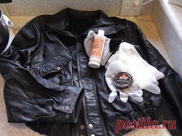 d302b76a4bc6 Безотказные способы как почистить кожаную куртку в домашних условиях ...