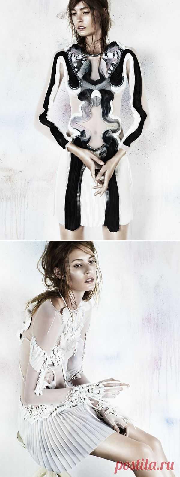 Кощей Бессмертный и Падший Ангел / Декор / Модный сайт о стильной переделке одежды и интерьера