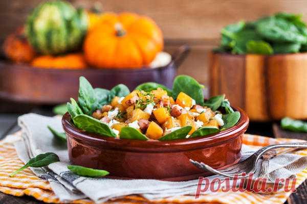 Вкусные блюда из тыквы на обед и не только: простые рецепты
