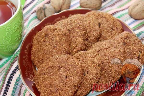 Печенье из муки масла и сахара без яиц и молока