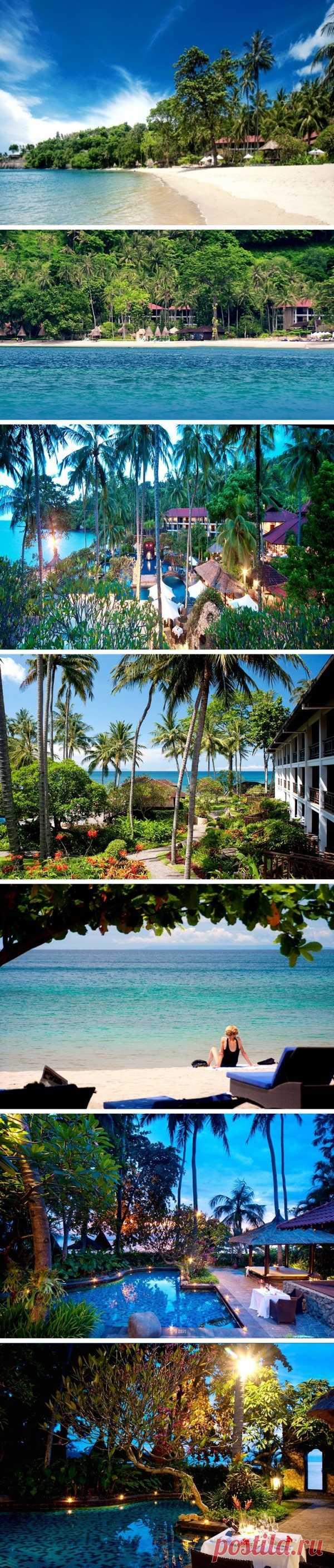 Индонезийский остров