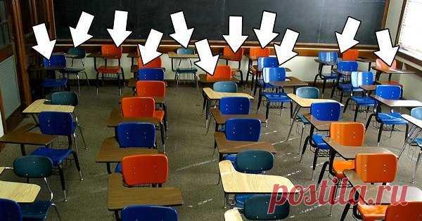 Благодаря этой тонкой уловке, учителю удалось проучить «галерку» раз и навсегда!