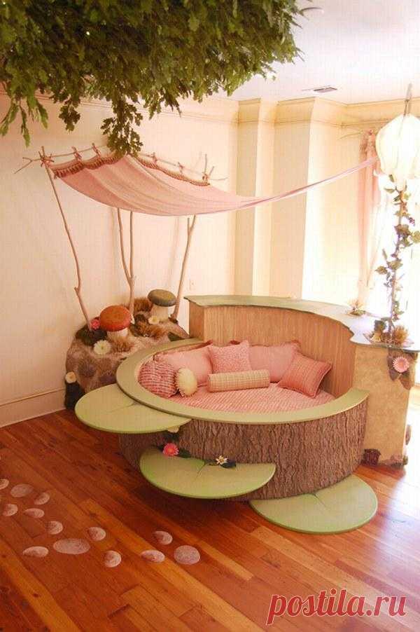 40 лучших детских комнат