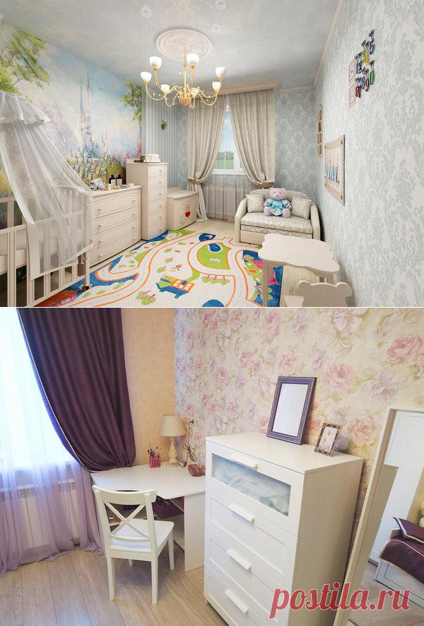Ремонт в детской комнате. Как не допустить ошибок | Архнадзор | Яндекс Дзен