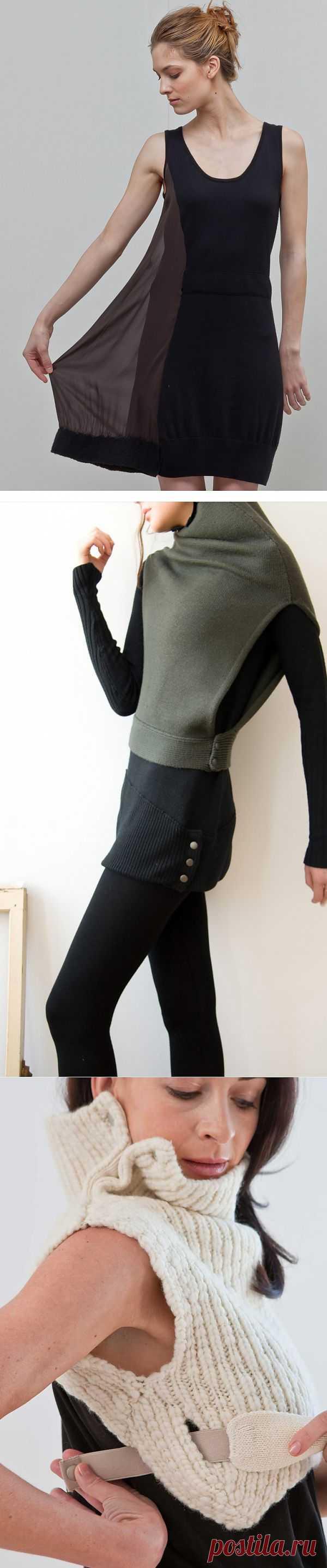 Нашествие трансформеров / Трансформеры / Модный сайт о стильной переделке одежды и интерьера