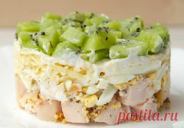 Вкусный салат на праздничный стол! Готовимся к Новому году! — СОВЕТНИК