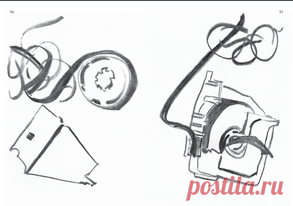 Как развить визуальное мышление и рисовать легко? 6 креативных упражнений